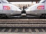 France, Provence, Toulon, TGV