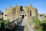 England, Kent, Walmer, the castle