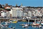 Channel islands, Guernsey, St Peter Port