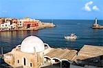Greece, Crete, Chania, mosque