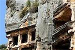 Turkey, Anatolia, Demre, remains of Ryma