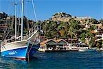 La Turquie, la Lycie, Kalekoy
