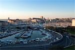 France, Provence, Marseilles, vieux port