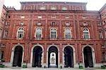 Italy, Turin, Palazzo Carignano