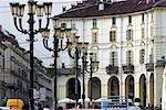Italy, Turin, piazza Vittorio Veneto