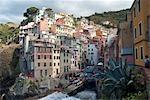 Italie, Liguria, Riomaggiore