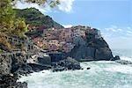 Italie, Liguria, Manarola