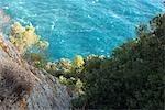 Italy, Liguria, the coast