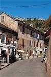 France, Corse, La Porta