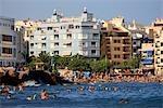 Spain, Canary islands, Tenerife, el medano