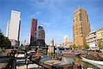 Le Rotterdam, Hollande du Sud,