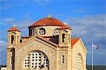 Cyprus, Paphos, Agios Georgios church