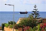 Chypre, près de Paphos, wreck
