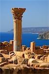 Cyprus, Kourion archaelogical site