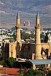 Chypre, Nicosie, la mosquée du Sultan Selim