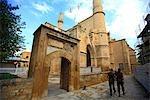 Chypre, Nicosie, la mosquée du Sultan Selim, soldats
