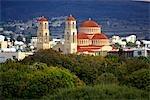 Église de Agioi Anargyroi Paphos, Chypre