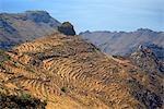Spanien, Kanarische Inseln, Gomera, Vulkan