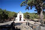 Espagne, Iles Canaries, La Palma, El Paso, ermitage de la Virgen del Pino