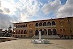 Cyprus, Nicosia, archbishop's palace