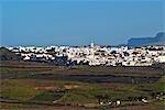 Espagne, Iles Canaries, Lanzarote, San Bartolomé