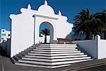 Espagne, Iles Canaries, Lanzarote, Teguise