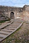 Porte de Tanger, Maroc, de la kasbah