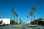 United States, California, Los Angeles, street
