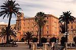 Italie, Sardaigne, Cagliari, mairie