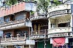 Façades de Bali, Gianyar, Indonésie