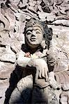 Indonesia, Bali, Dalem temple of Jagaraga