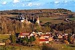 France, Bourgogne, La Rochepot