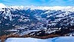 Vallée de l'Ubaye France, Provence,