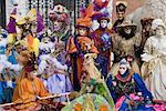 Venise Carnaval, Venise, Vénétie, Italie, Europe