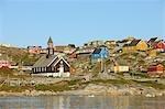 Ilulissat Icefjord, Qaasuitsup, Disko-Bucht, Ilulissat, Grönland