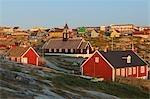 Zion Kirche und Gemeinschaft, Ilulissat, Qaasuitsup, Grönland