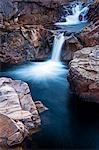 Waterfall, Glen Etive, Scotland