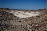 Désert d'Arabie, désert du Sahara, Egypte