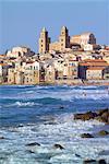 Cefalu, Sicily,  Italy, Europe