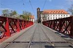 Bridge, Wroclaw, Lower Silesian Voivodeship, Poland