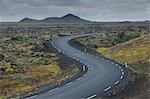 Vider Road, Grindavik, presqu'île de Rekjanes, Islande