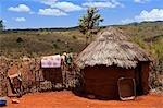 Mud Hut, Marsabit, Kenya