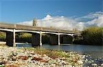 Takaka River, Scenic Reserve Paynes Ford, Tasman, South Island, Nouvelle-Zélande