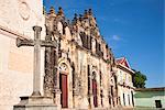 Iglesia de la Merced, Granada, Nicaragua, Central America