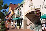Alisal Road, Solvang, comté de Santa Barbara, en Californie centrale, États-Unis d'Amérique, Amérique du Nord