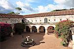 Las Capuchinas, Convent Ruins, Antigua, UNESCO World Heritage Site, Guatemala, Central America