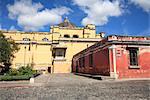 La Merced Church, Antigua, UNESCO World Heritage Site, Guatemala, Central America