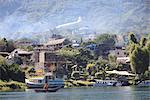 San Pedro, San Pedro La Laguna, Lake Atitlan, Guatemala, Central America