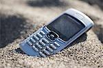 Handy in der Wüste