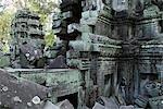Ruines d'Angkor Wat